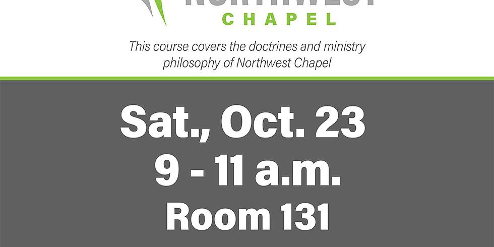 Intro to Northwest Chapel