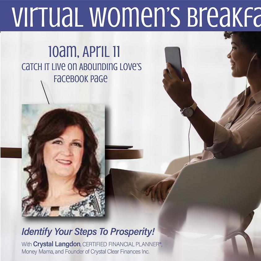 Virtual Women's Breakfast