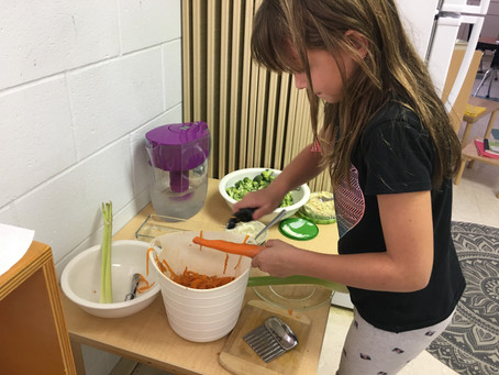 Preparing The Whole Child