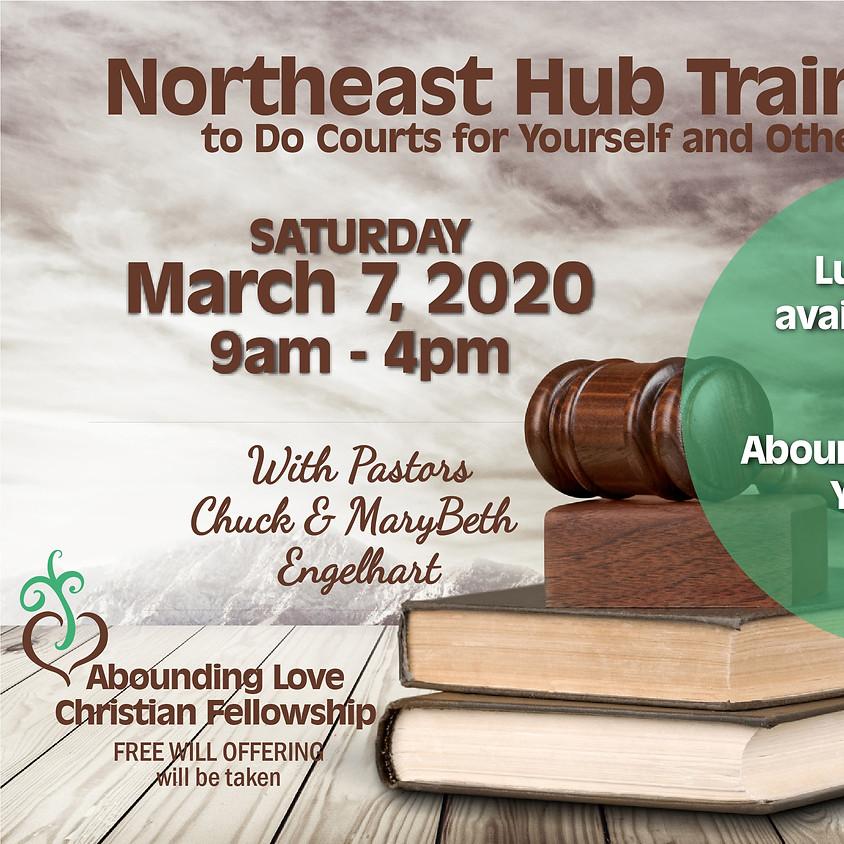 Northeast Hub Training