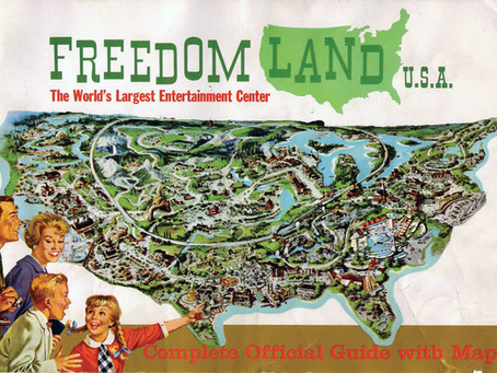 Doomed from the Start: Freedomland USA, Bronx NY
