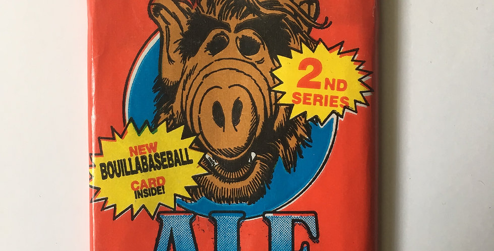 ALF Trading Cards 2nd Series ~ TOPPS