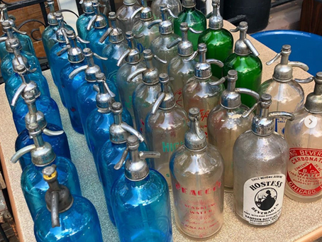 Siphons, Seltzer, and Soda: A Spritzy History