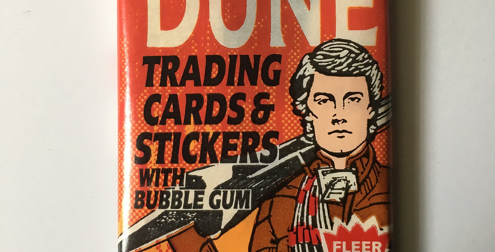 DUNE Trading Cards by FLEER