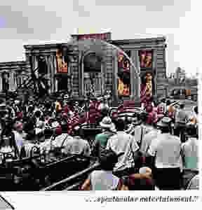 'Old Chicago' controlled fire attraction