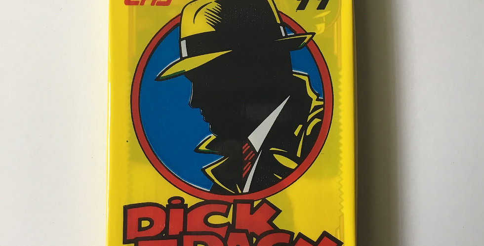 Dick Tracy Movie Cards ~ TOPPS