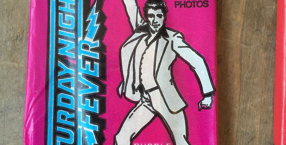 Saturday Night Fever (Bubble Gum & 6 Cards)
