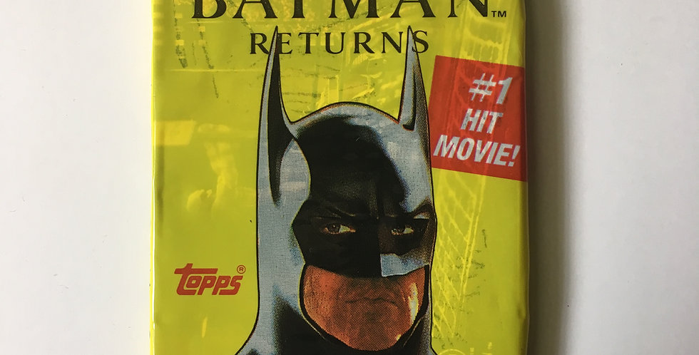 BATMAN Returns Trading Cards ~ TOPPS