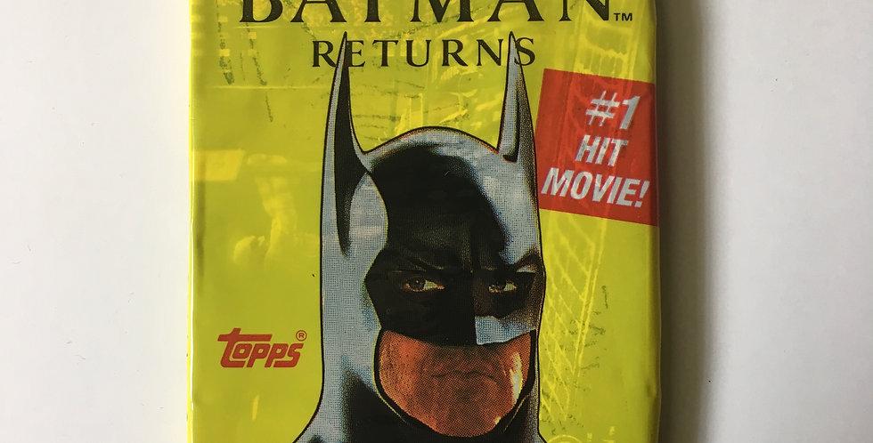 BATMAN Returns Trading Cards ~ TOPPS