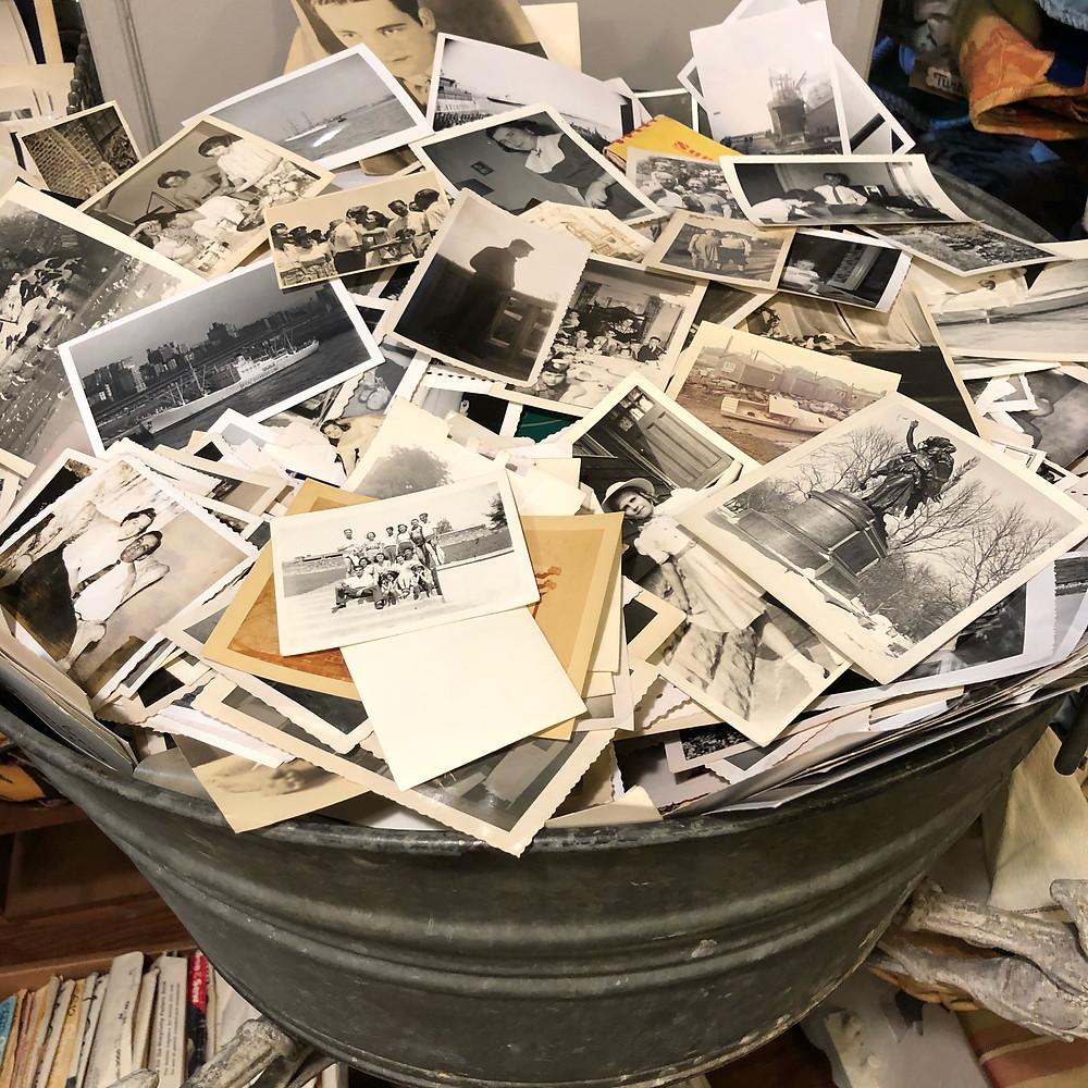 The photo bin, 2020