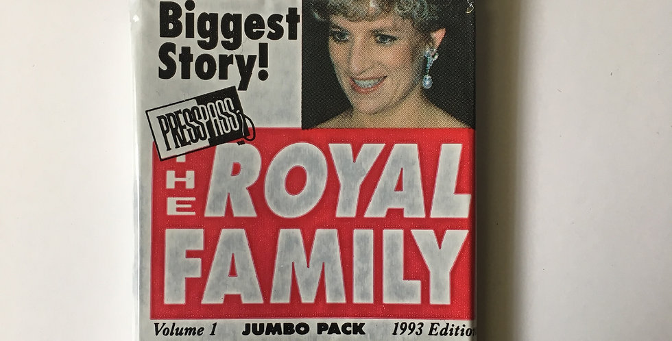 The Royal Family Card Pack