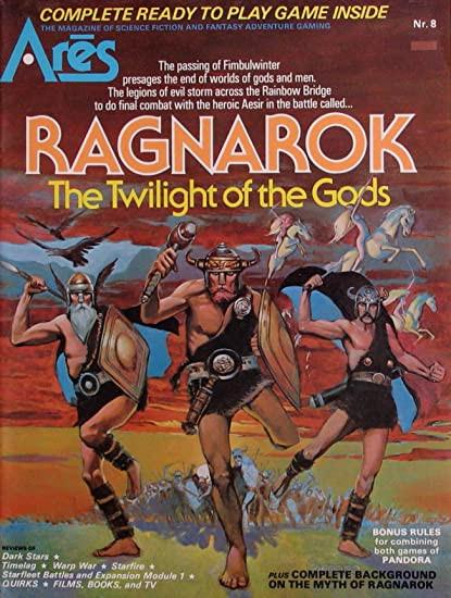 "Ares Magazine Game #8, ""Ragnarok"" (1981)"