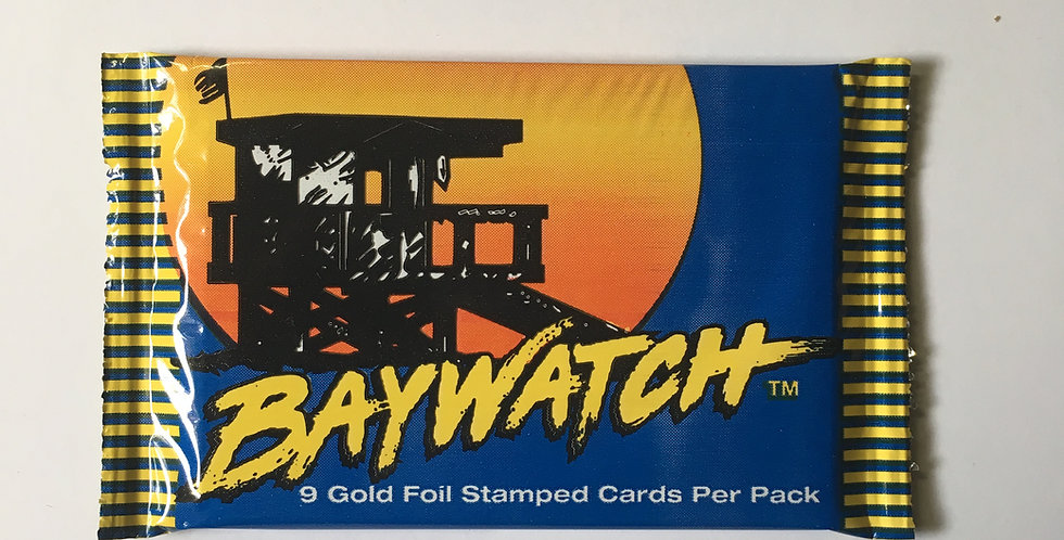BAYWATCH Card Pack