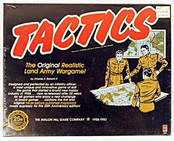 """""""Tactics"""" (1954) was a commercial success in the U.S."""