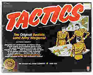 """Tactics"" (1954) was a commercial success in the U.S."
