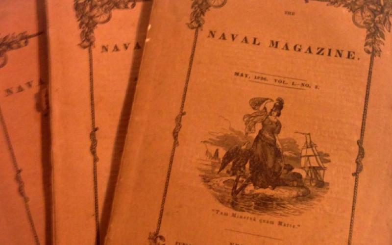 The Naval Magazine (1833)