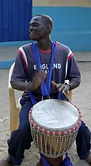 Djembe Workshop in Alla Leake Kunda