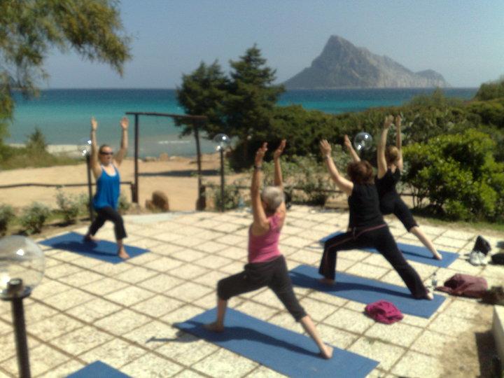 Yoga Drumming Holiday
