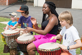 Djembe at CultureFest