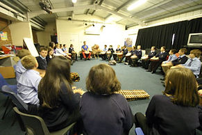 School Drumming Workshops