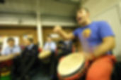 RhythmWorks Djembe Workshop