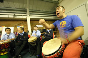 RhythmWorks Djembe Workshop