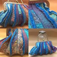 Nuno Clam Shell Bag