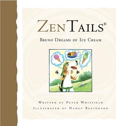 ZenTails : Bruno Dreams of Ice Cream (e-Book)