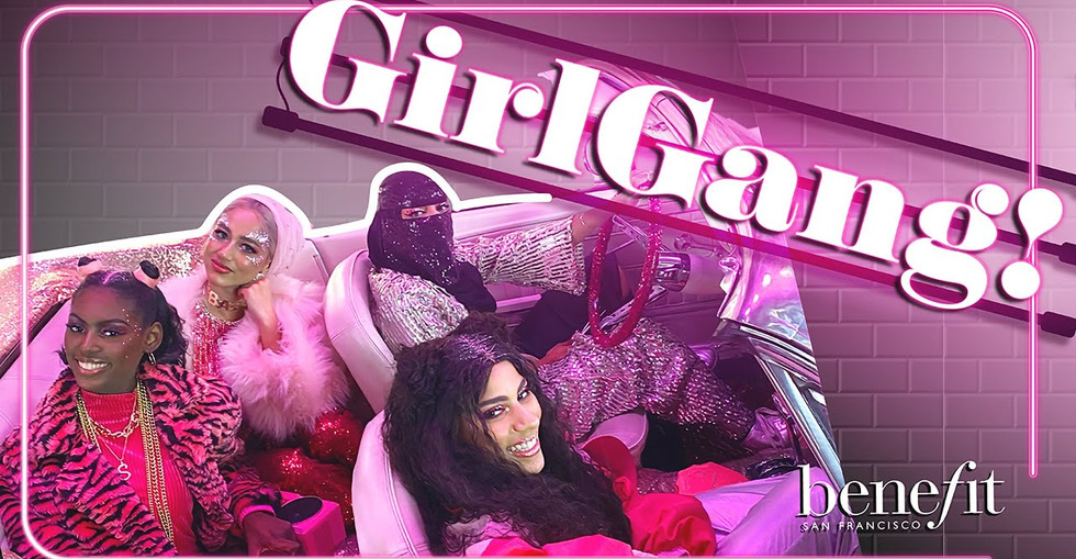 Amy Roko x Benefit: Girlgang! Music Video