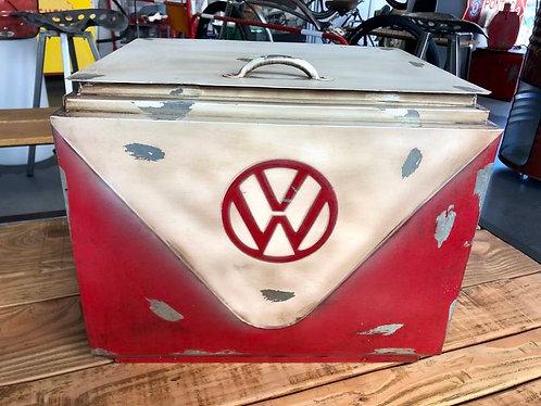 Glacière / malle de rangement VW