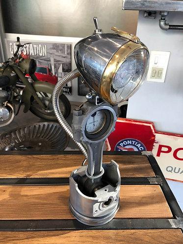 Lampe bureau piston-bielle N°5
