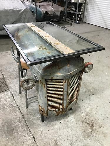 Table capot tracteur MASSEY FERGUSSON