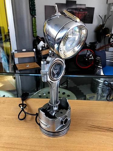 Lampe bureau piston-bielle N°7