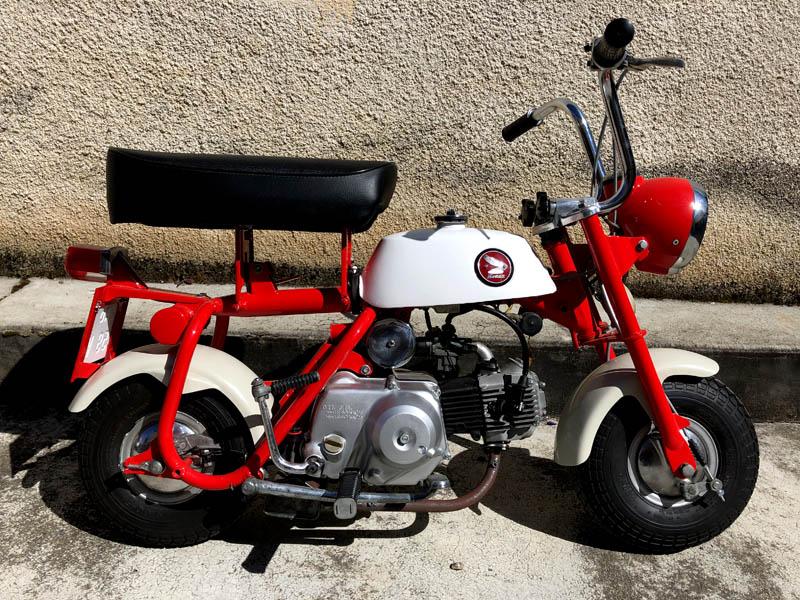MONKEY Z50M 1967