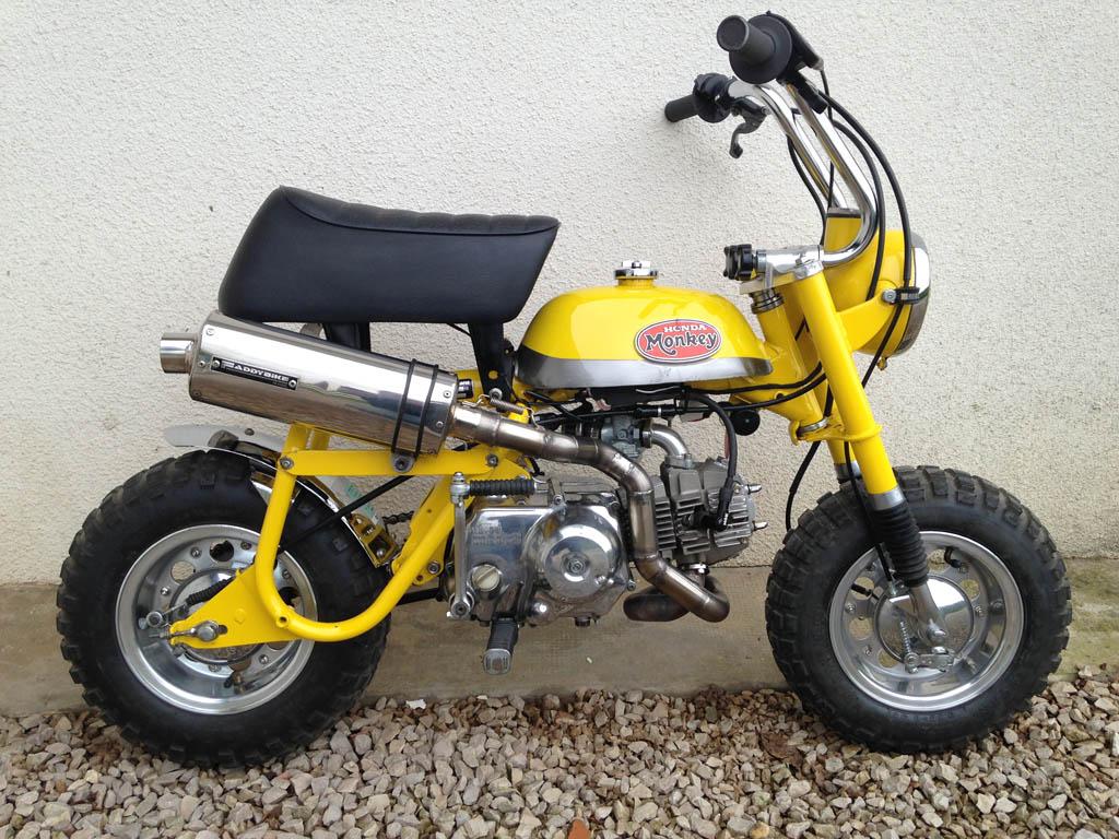 MONKEY Z50A 1973