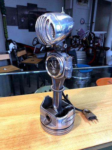 Lampe bureau piston-bielle N°6