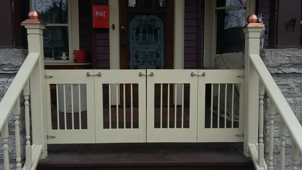 Front Porch Gate