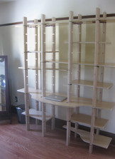 Jamie's Shelves