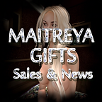 MAITREYA GIFTS, Sales & News LOGO.png