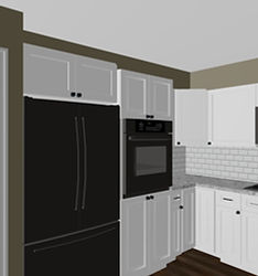 Craftsmen Service Company | Houzz | Kitchen Remodeling | Bath Remodeling | Home Improvement | Cabinets | Floorplans | 3D Renderings
