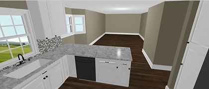 Craftsmen Service Company | Floorplans | 3D Rendering | Kitchen Remodeling | Bath Remodeling | Home Improvement