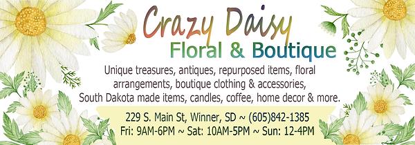 Crazy Daisy Floral & Boutique - Winner.t