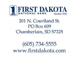 First Dakota National Bank - Chamberlain