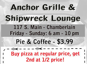 Anchor Grille Shipwreck Lounge - Chamber