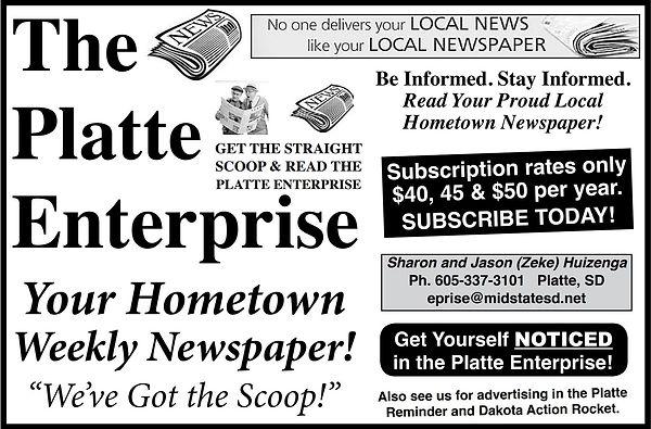 Platte Enterprise - Platte.JPG