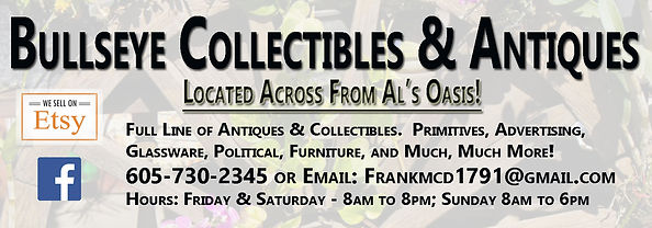 Bullseye Collectibles & Antiques - Chamb