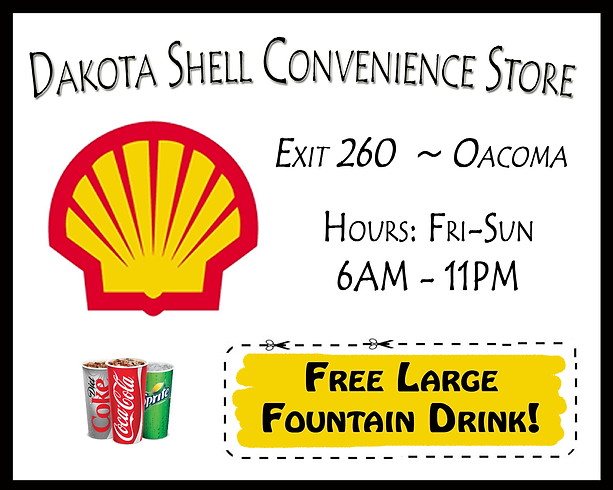 Dakota Shell - Oacoma.tif