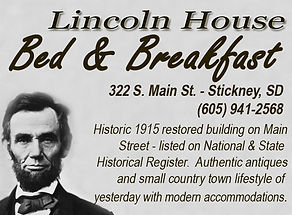 Lincoln House Bed & Breakfast - Stickney