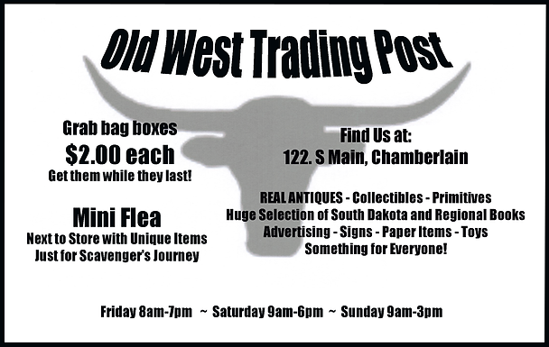 Old West Trading Post - Chamberlain.tif