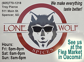 Lone Wolf Spices - Oacoma.tif